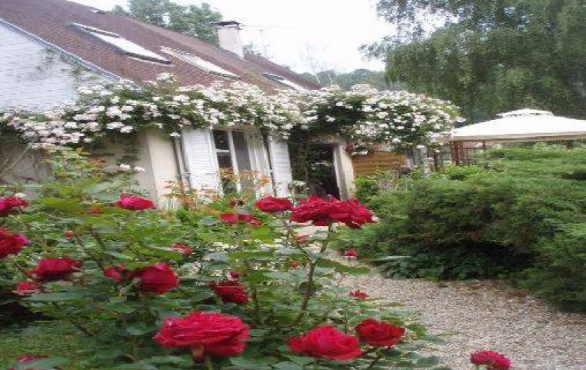 Location de vacances - Villa à Dampierre-en-Yvelines