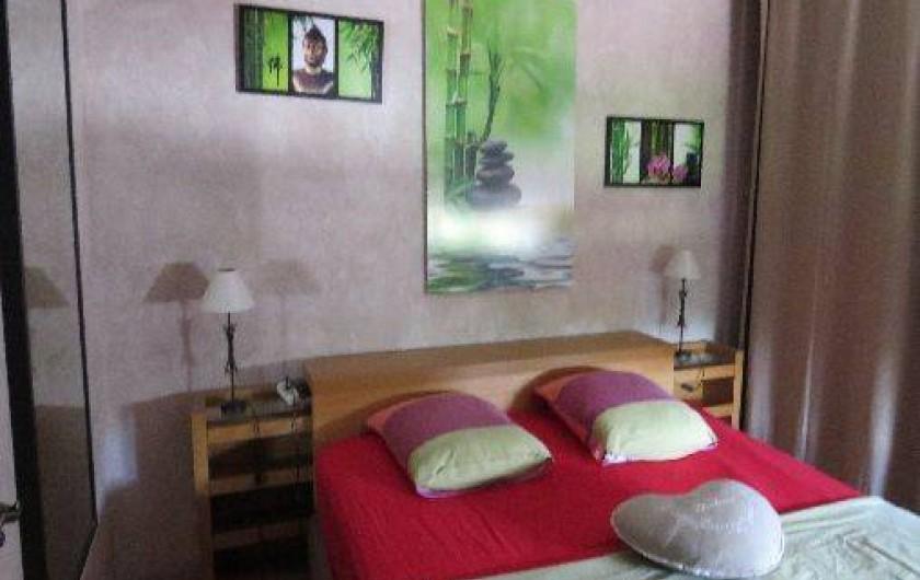 Location de vacances - Villa à Le Luc