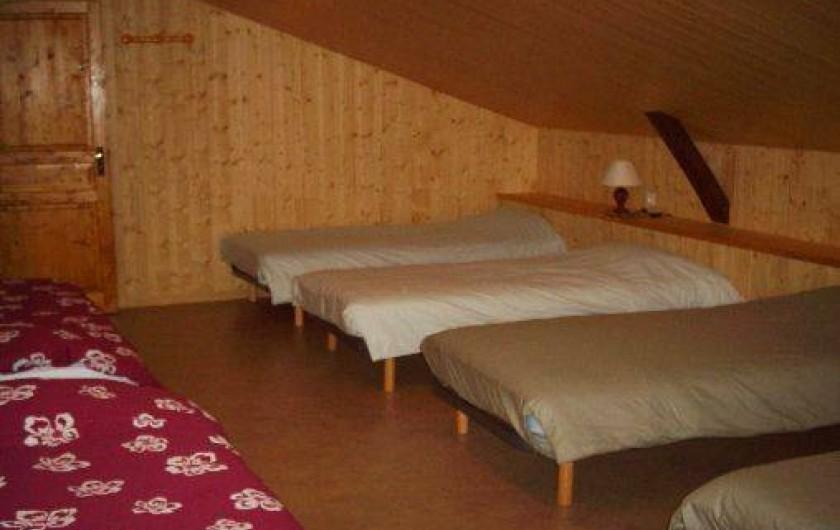 Location de vacances - Gîte à Landos - CHAMBRE 3