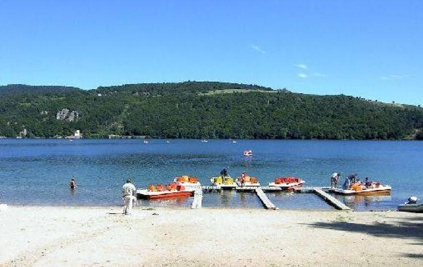 Location de vacances - Gîte à Landos - LAC DU BOUCHET