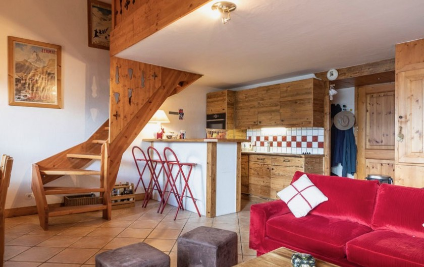 Location de vacances - Appartement à Arc 1800