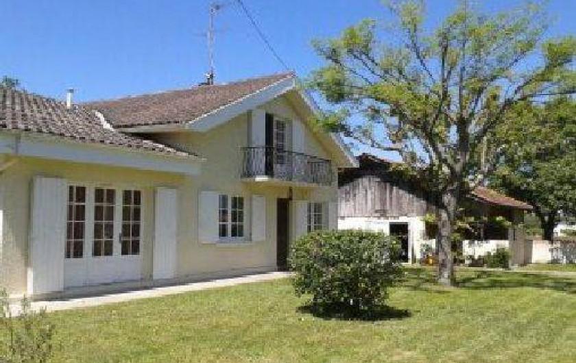Location de vacances - Gîte à Villeneuve-de-Marsan