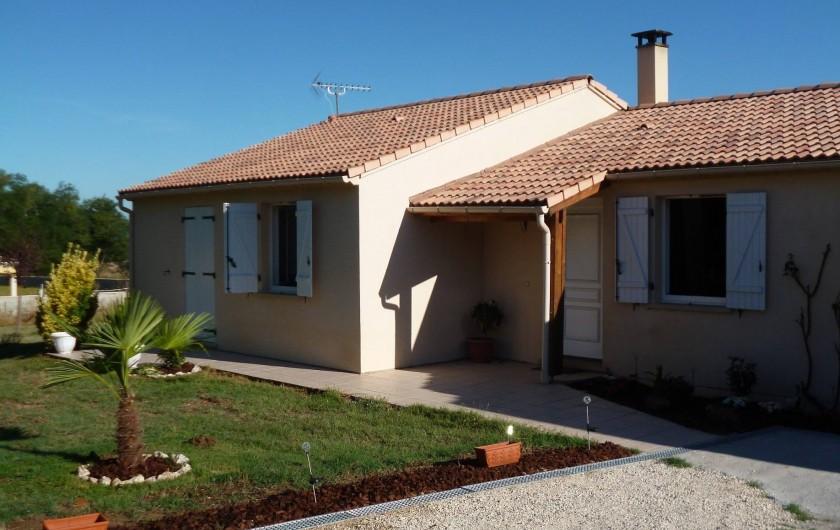 Location de vacances - Chambre d'hôtes à Donzac