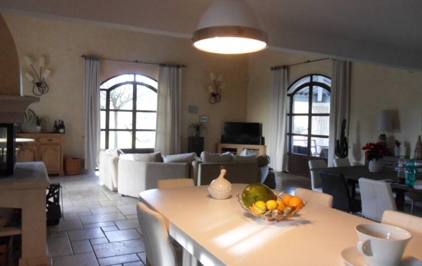 Location de vacances - Mas à Aix-en-Provence - séjour