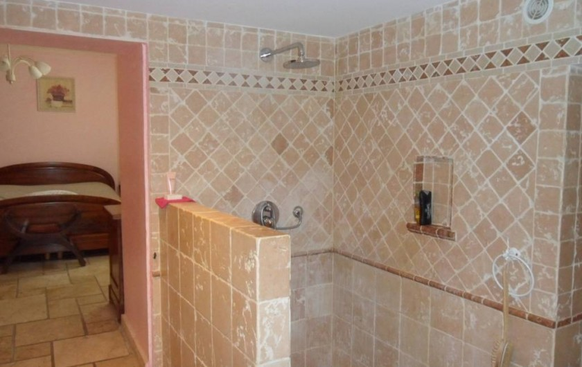 Location de vacances - Mas à Aix-en-Provence - suite parentale