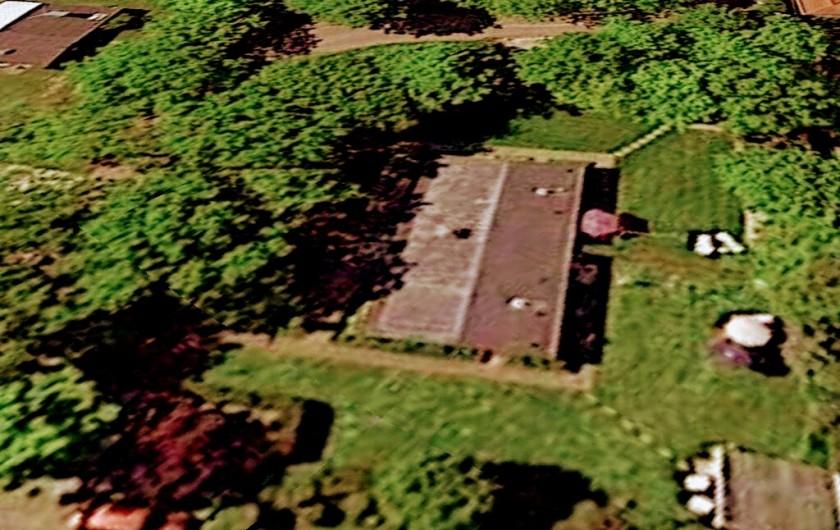Location de vacances - Bungalow - Mobilhome à Dombourg - Dans le vert: notre maison de vacances