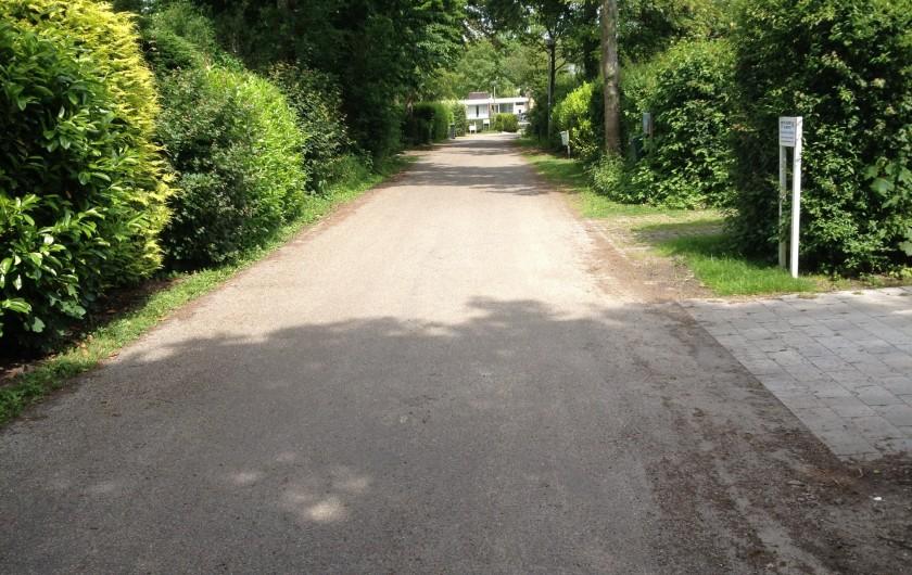 Location de vacances - Bungalow - Mobilhome à Dombourg - Notre rue: Oosterpark 113, Oostkapelle