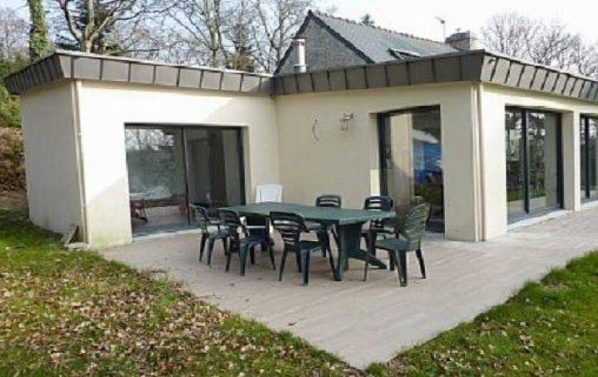 Location de vacances - Villa à Pont-Aven