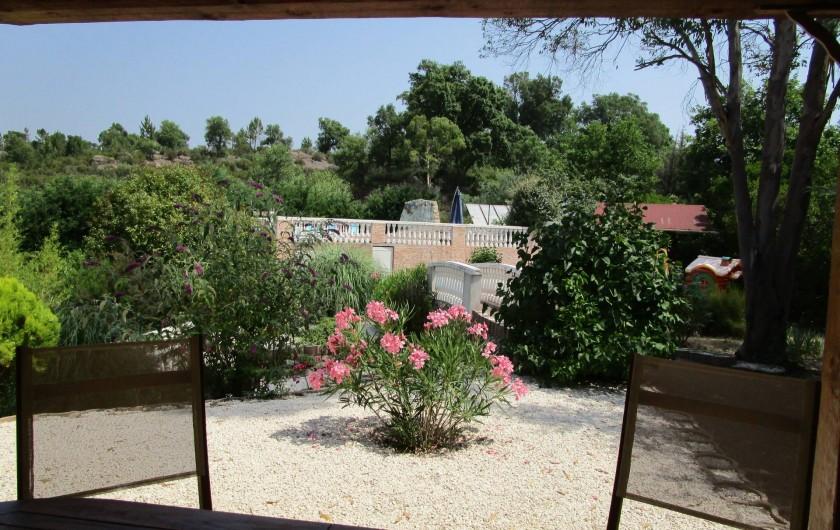 Location de vacances - Villa à Montauroux