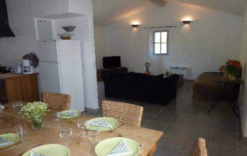 Location de vacances - Appartement à Gordes