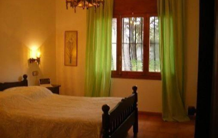 Location de vacances - Villa à Miami Platja - Chambre lit 1,60 m