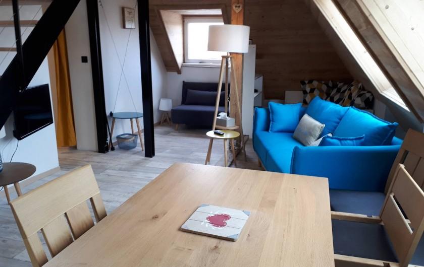 Location de vacances - Chambre d'hôtes à Sélestat - Gîte COEUR