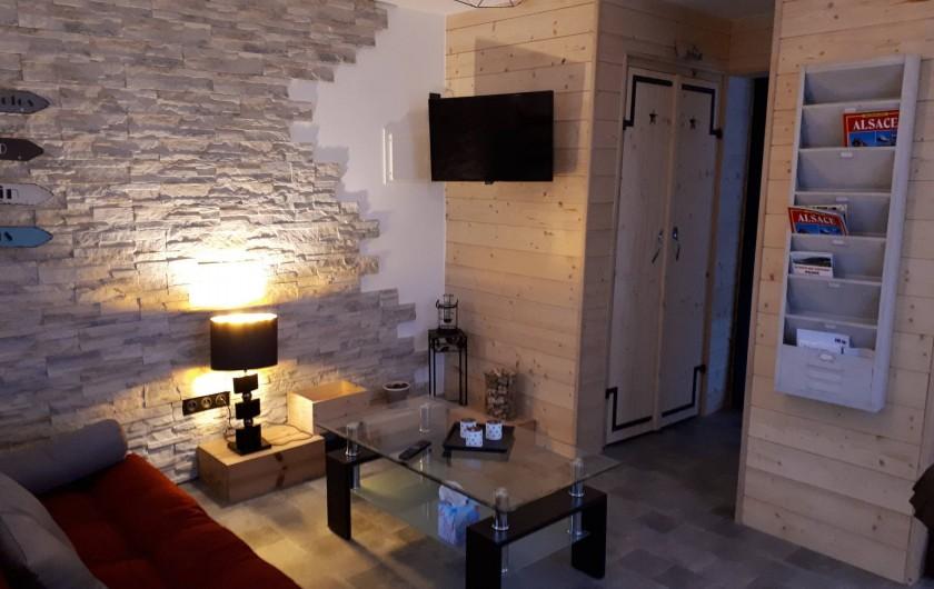 Location de vacances - Chambre d'hôtes à Sélestat - chambre ETOILE