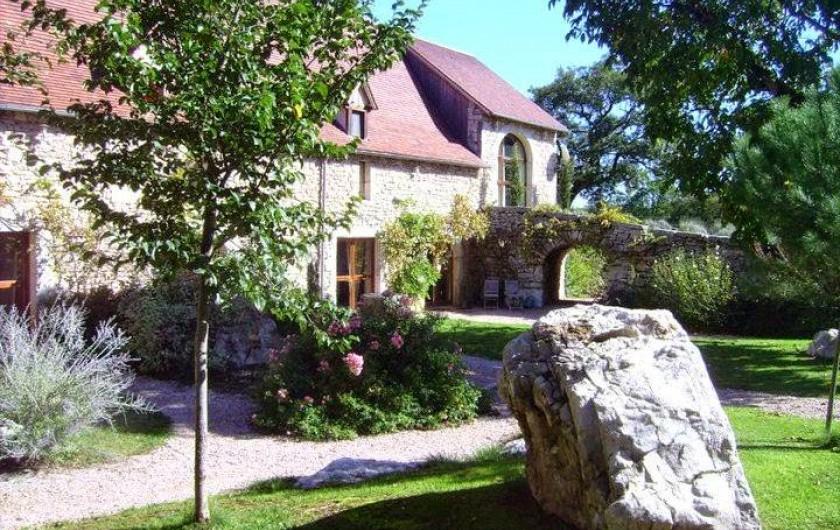 Location de vacances - Chambre d'hôtes à Espédaillac