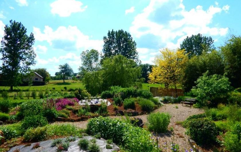 Location de vacances - Gîte à Roussennac - Aménagement paysager
