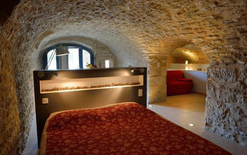 """Location de vacances - Gîte à Roussennac - Suite d'hôtes """"La Safranière"""""""