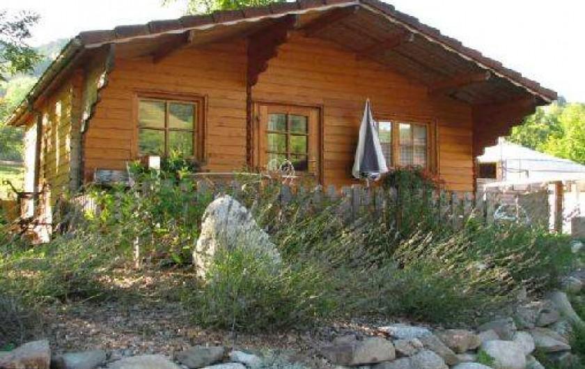Location de vacances - Roulotte à Mitzach - Cabane Nikita