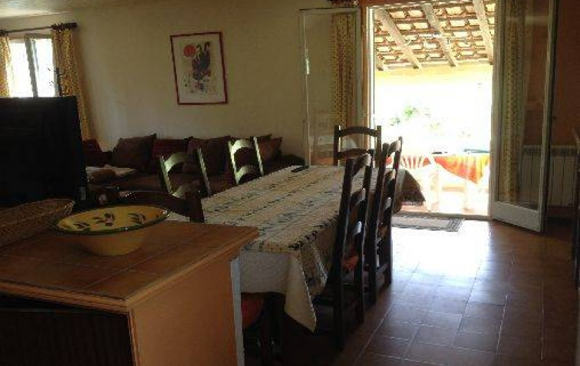 Location de vacances - Villa à Lauris