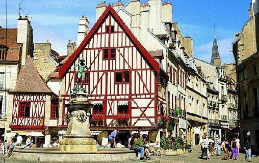 Location de vacances - Gîte à Santenay