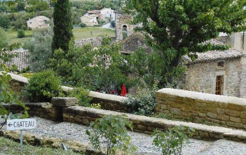 Location de vacances - Maison - Villa à Suze-la-Rousse
