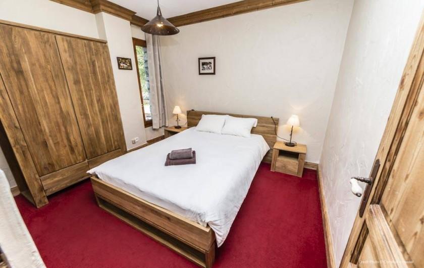 Location de vacances - Appartement à Val-d'Isère - Chambre 1