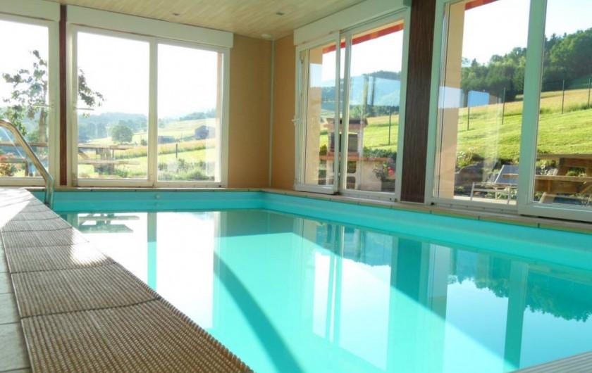 Location de vacances - Villa à Ban-de-Laveline