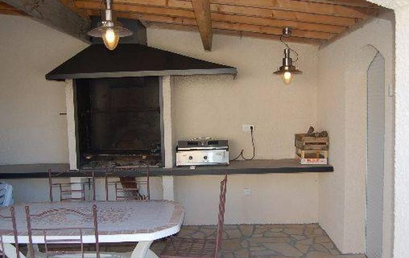 Location de vacances - Villa à Fourques