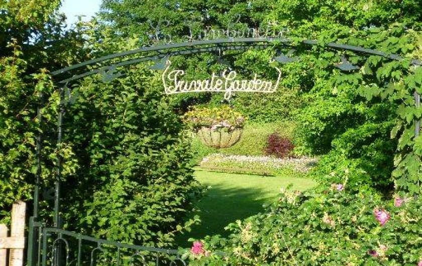 Location de vacances - Gîte à Carlsbourg