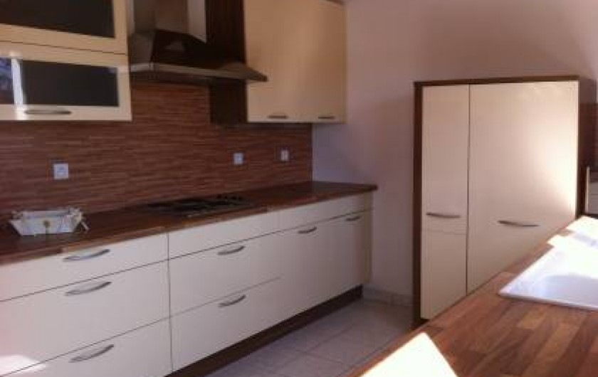 Location de vacances - Villa à Les Sables-d'Olonne - cuisine