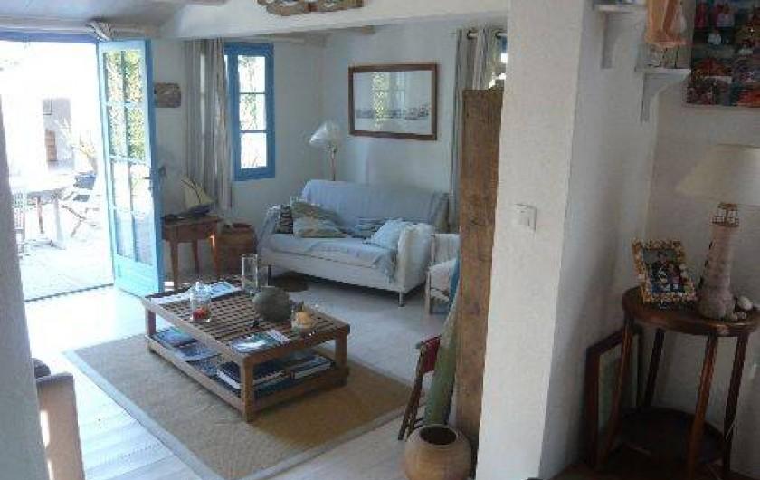 Location de vacances - Villa à L'Île-d'Yeu