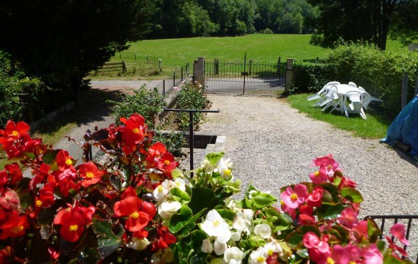 Location de vacances - Gîte à Mascaras - Jardin