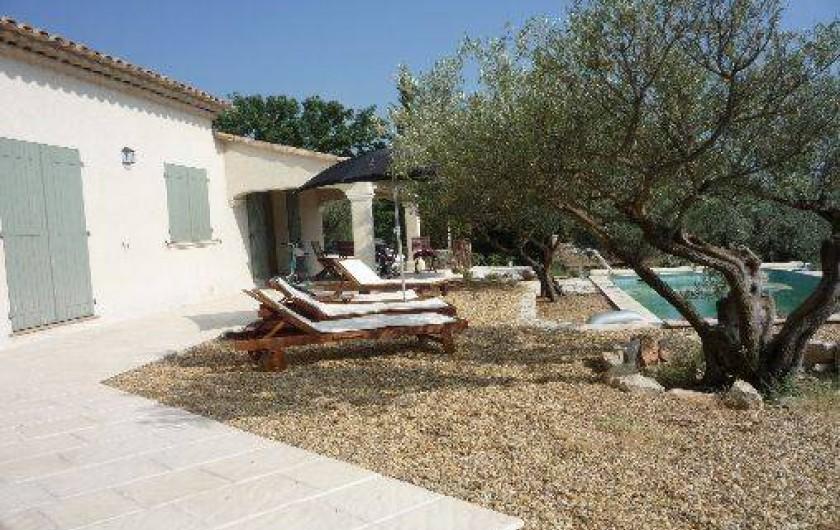 Location de vacances - Villa à Lorgues