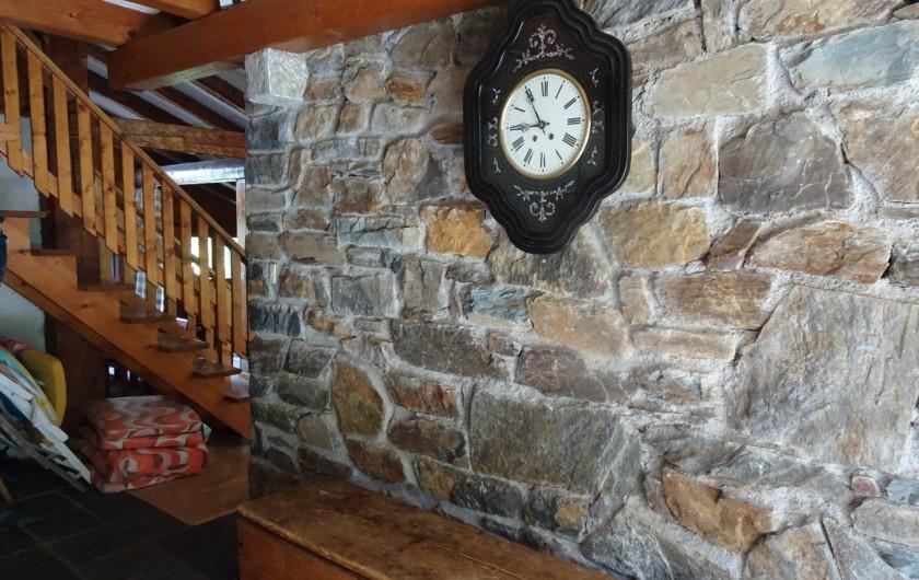 Location de vacances - Chalet à Les Houches - Entrée