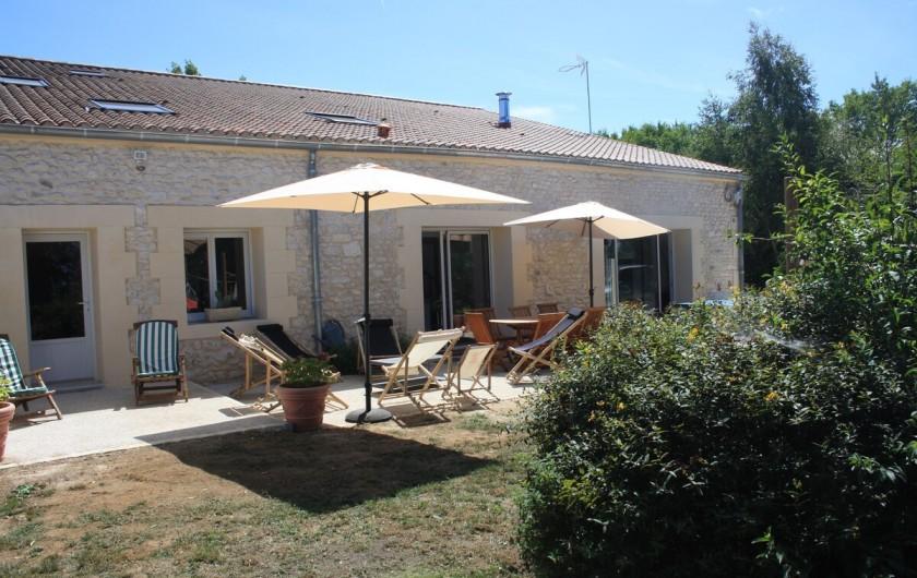 Location de vacances - Maison - Villa à Tonnay-Charente