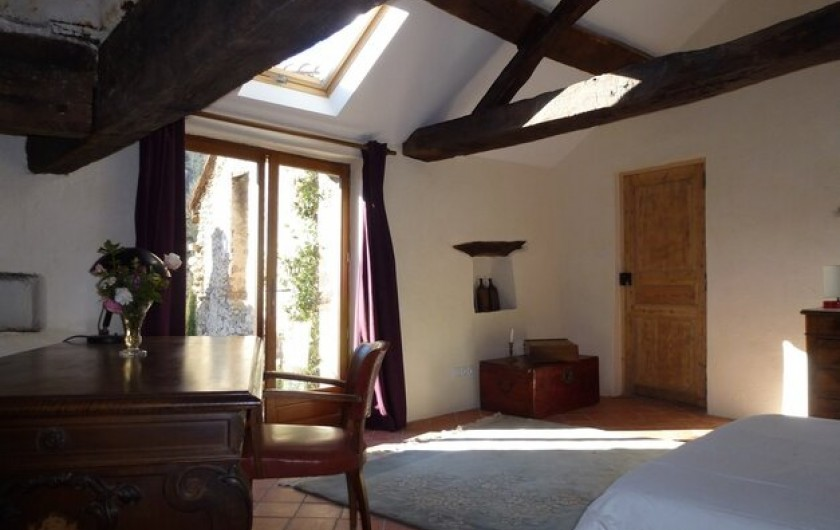 Location de vacances - Gîte à Saint-Vincent-d'Olargues - La suite independent