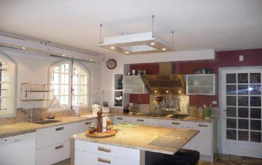Location de vacances - Maison - Villa à Auriol - Cuisine