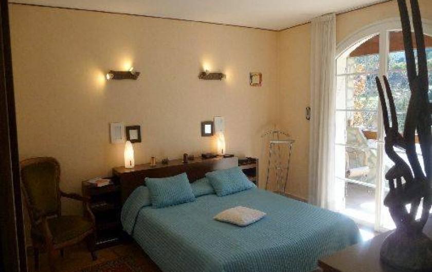 Location de vacances - Maison - Villa à Auriol - Suite Parentale avec SdB et Dressing