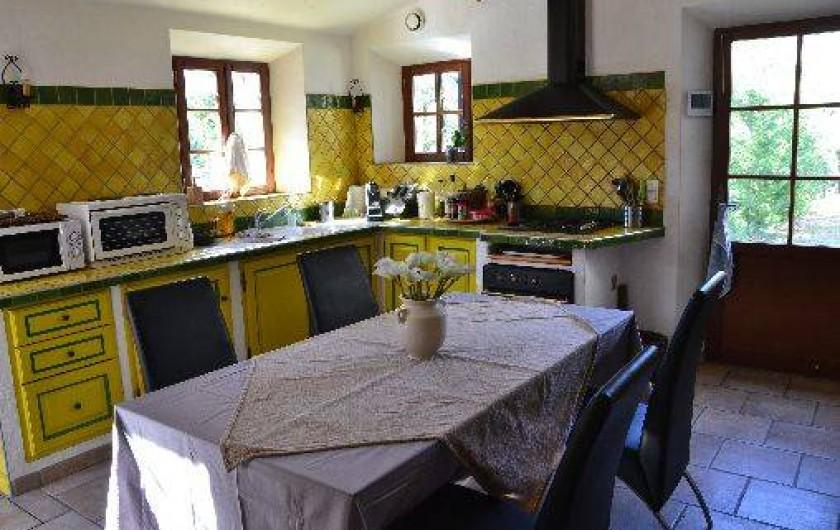 Location de vacances - Villa à Fayence