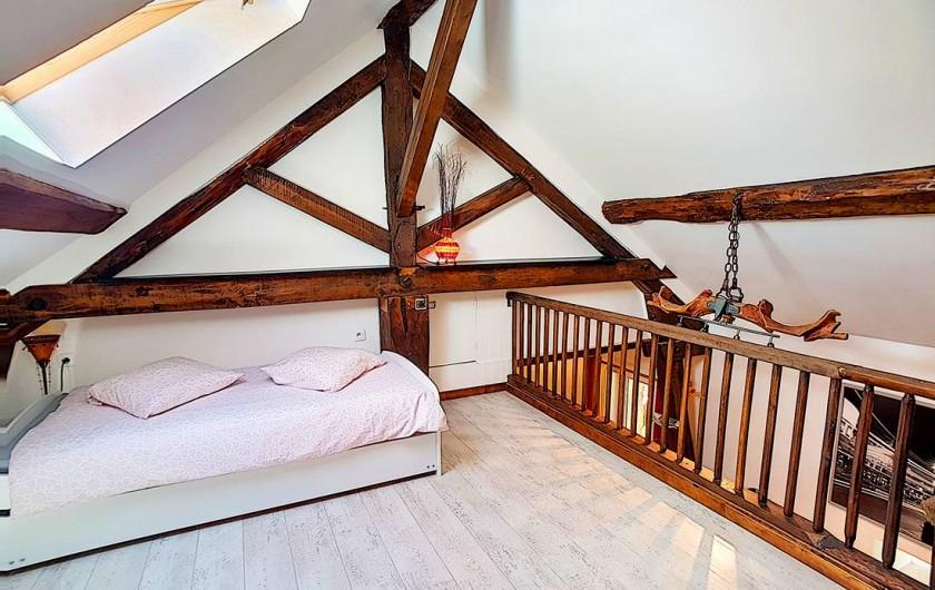 Location de vacances - Appartement à Arandon - AUTRE VUE MEZZANINE