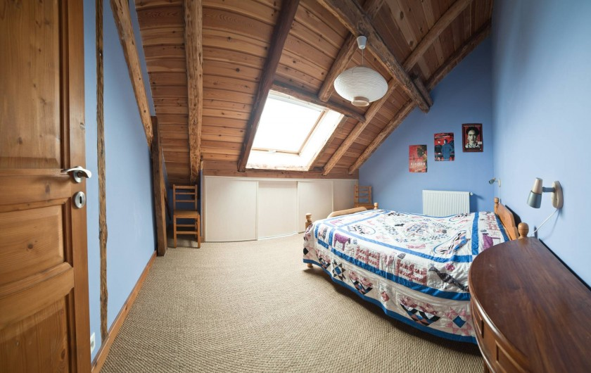 Location de vacances - Appartement à Albiez-le-Vieux - chambre 2