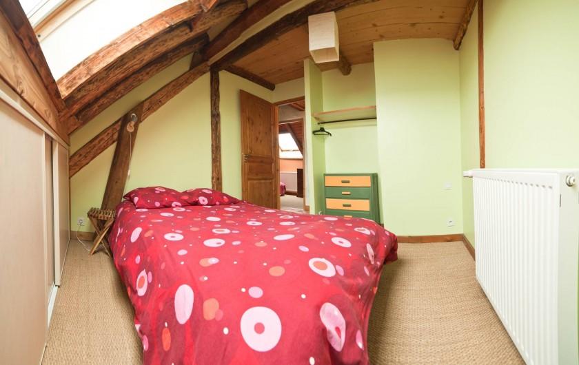 Location de vacances - Appartement à Albiez-le-Vieux - chambre 1