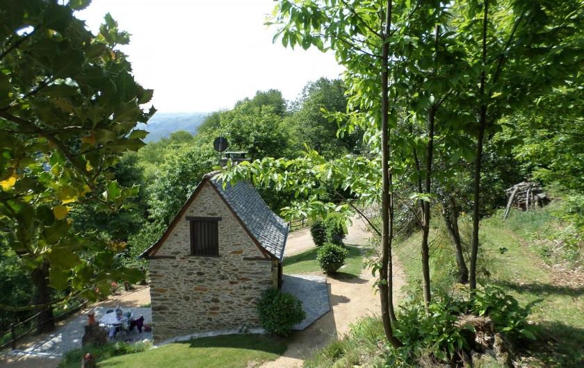 Location de vacances - Gîte à Junhac