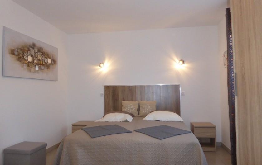 Location de vacances - Gîte à Mirepeisset - Chambre 3