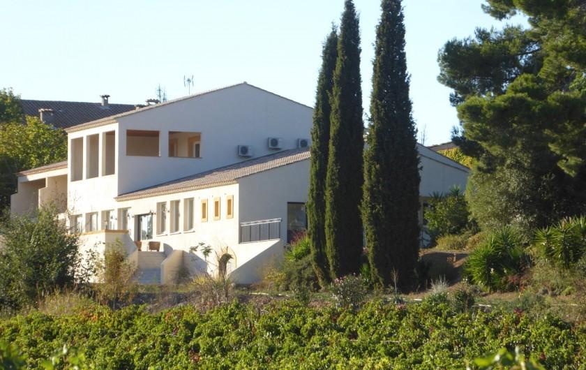 Location de vacances - Gîte à Mirepeisset - DOMAINE DE L'HERBE SAINTE