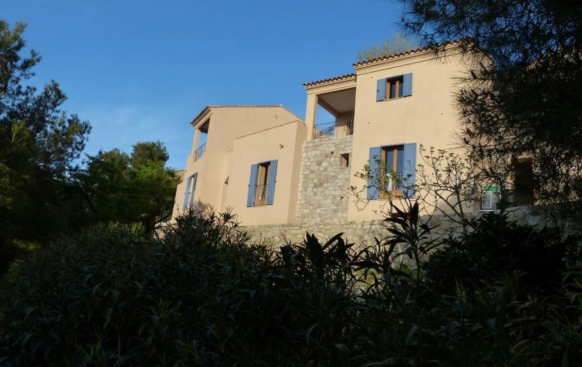 Location de vacances - Villa à Monticello