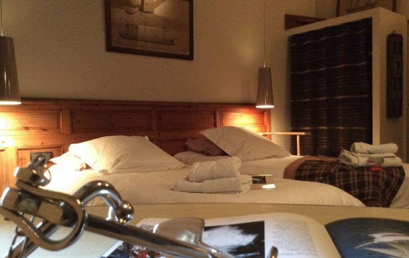 Location de vacances - Chambre d'hôtes à Marsilly - invitation au voyage, le vrai au long court