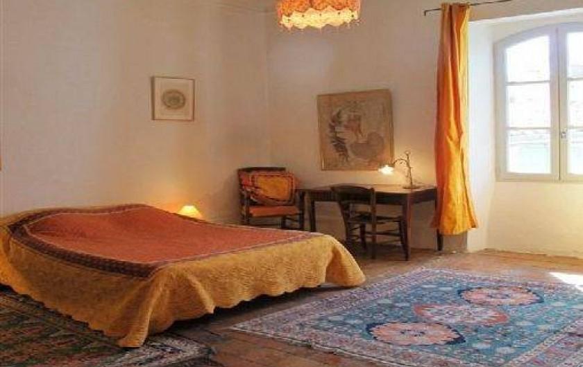 Location de vacances - Gîte à Saint-Hippolyte-du-Fort - chambre Lilah