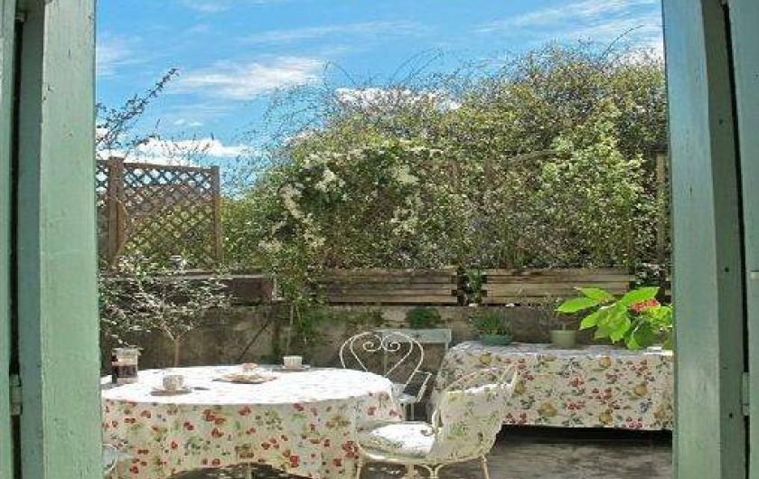 Location de vacances - Gîte à Saint-Hippolyte-du-Fort - Un petit café?