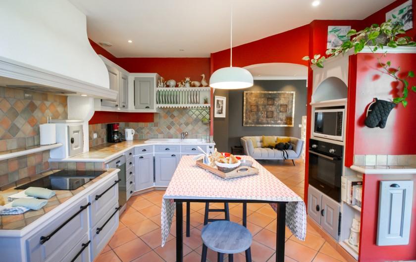 Location de vacances - Villa à Pépieux - SLACKLINE ET PARCOURS NINJA