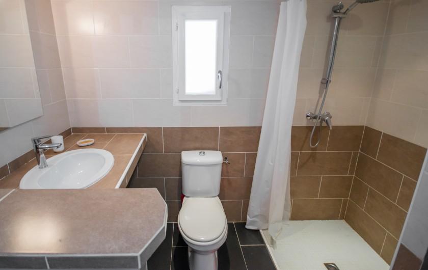 Location de vacances - Villa à Pépieux - SUITE PARENTALE